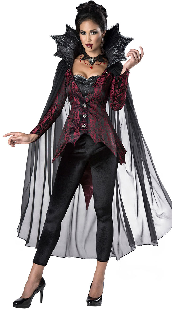 Gothic Romance Vampire Costume by In Character Costumes