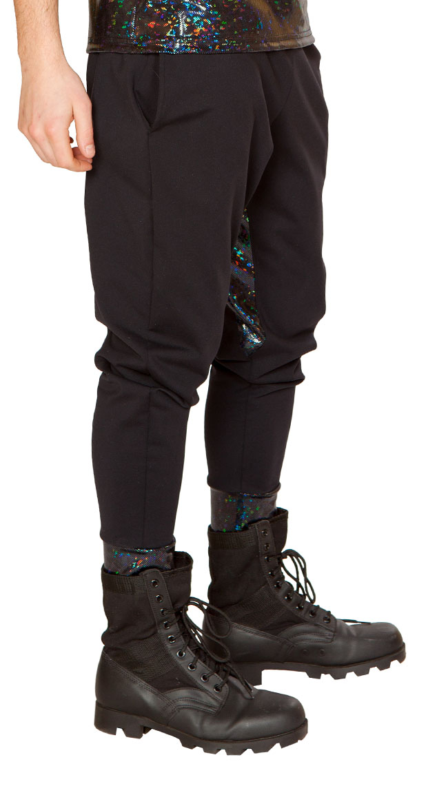 Heavy Woven Joggers by J Valentine