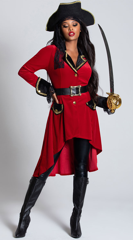 High Seas Heroine Costume by California Costumes
