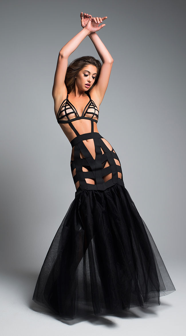 I'm Your Fantasy Mermaid Dress by Allure Lingerie