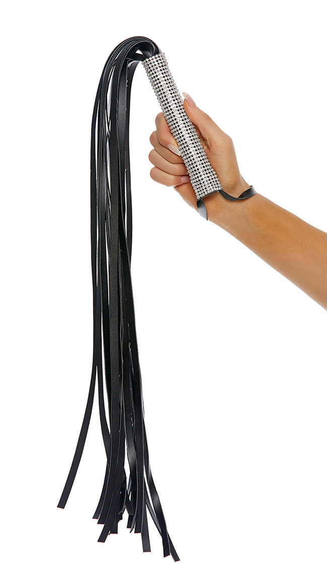 Keep It Tame Fringe Whip by Forplay