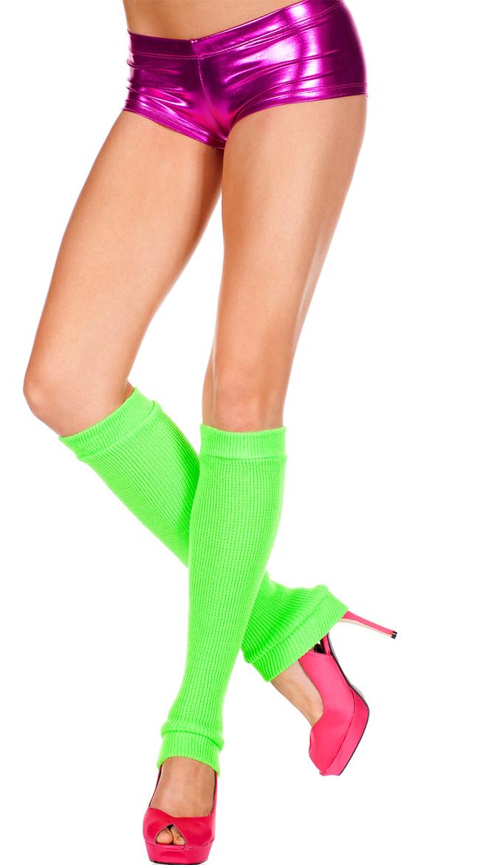 Knee High Leg Warmers by Music Legs