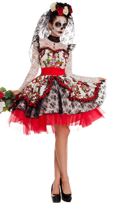 La Novia Bride Costume by Party King