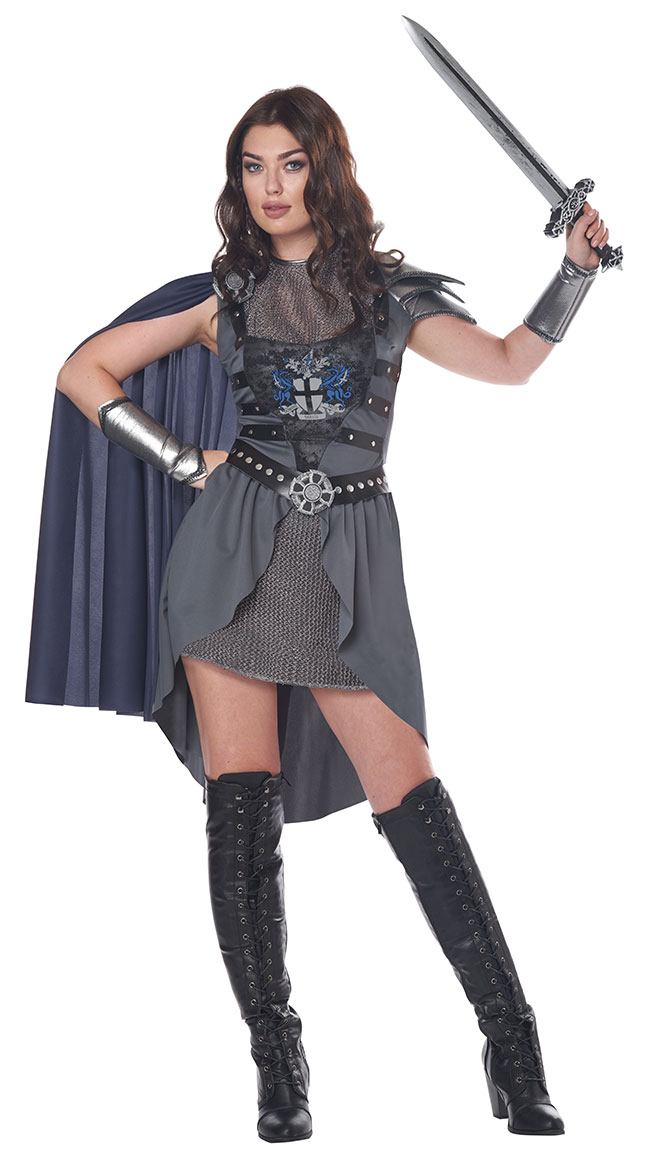 Lady Knight Costume by California Costumes