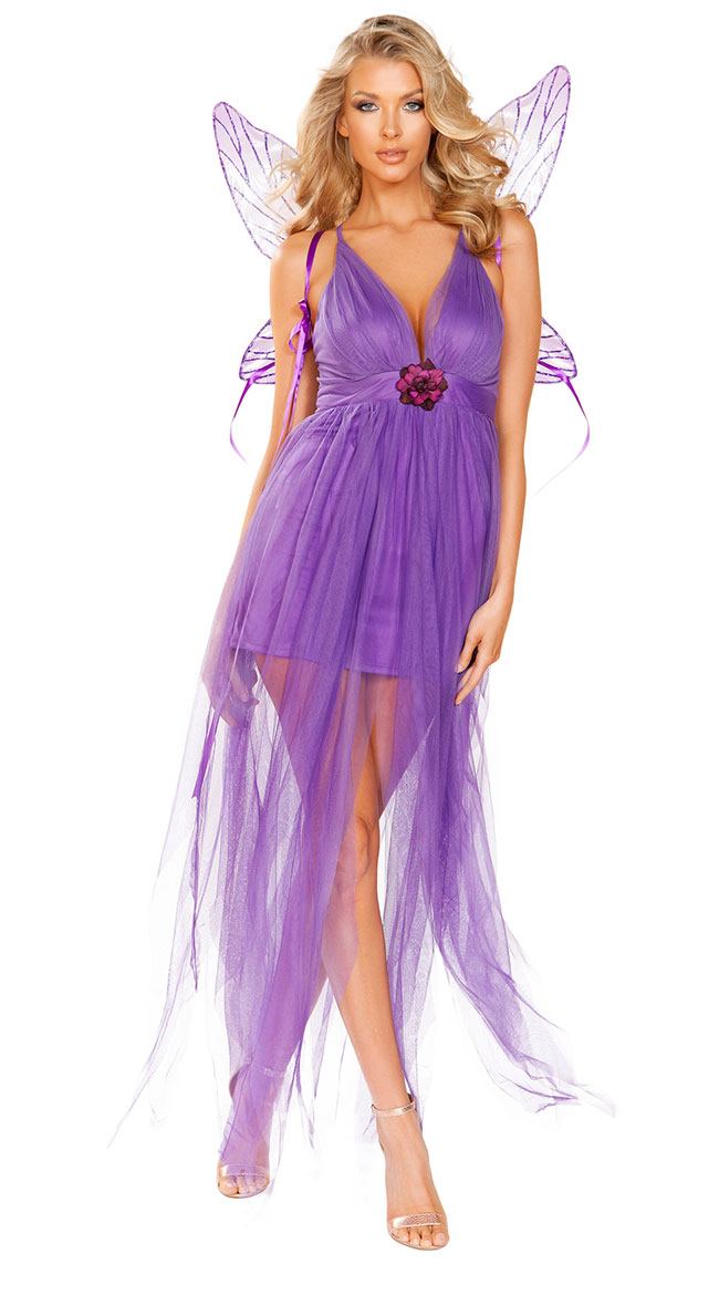 Lilac Fairy Costume by Roma