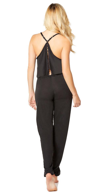 Madalene Jersey Jumpsuit by Oh La La Cheri
