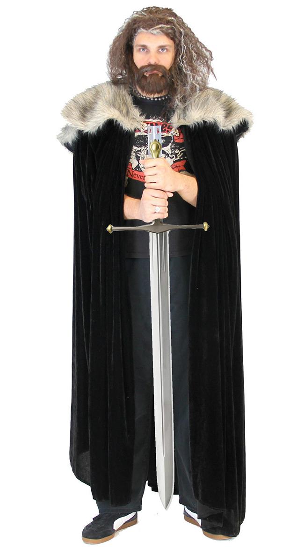Medieval Cloak by Costume Agent / Halloween Cloak