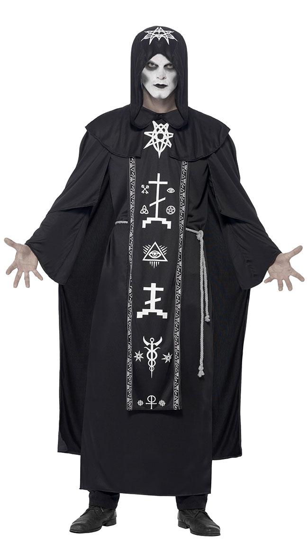 Men's Dark Arts Ritual Costume by Fever