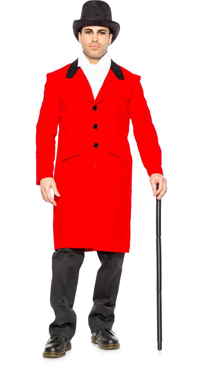 Men's Greatest Showman Costume by Seeing Red