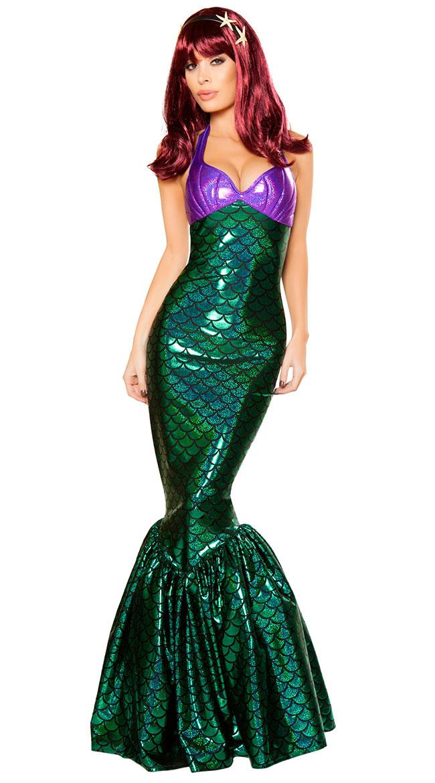 Mermaid Temptress Costume by Roma