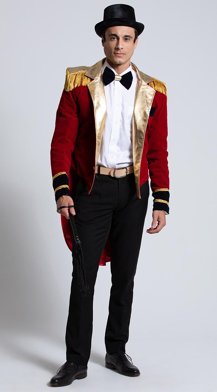 Mr. Ringmaster Costume by Yandy Roma