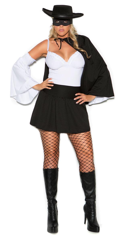 Plus Size La Bandita Costume by Elegant Moments