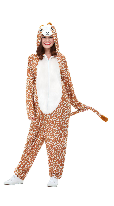 Plus Size Wild All Night Giraffe Costume by Fever