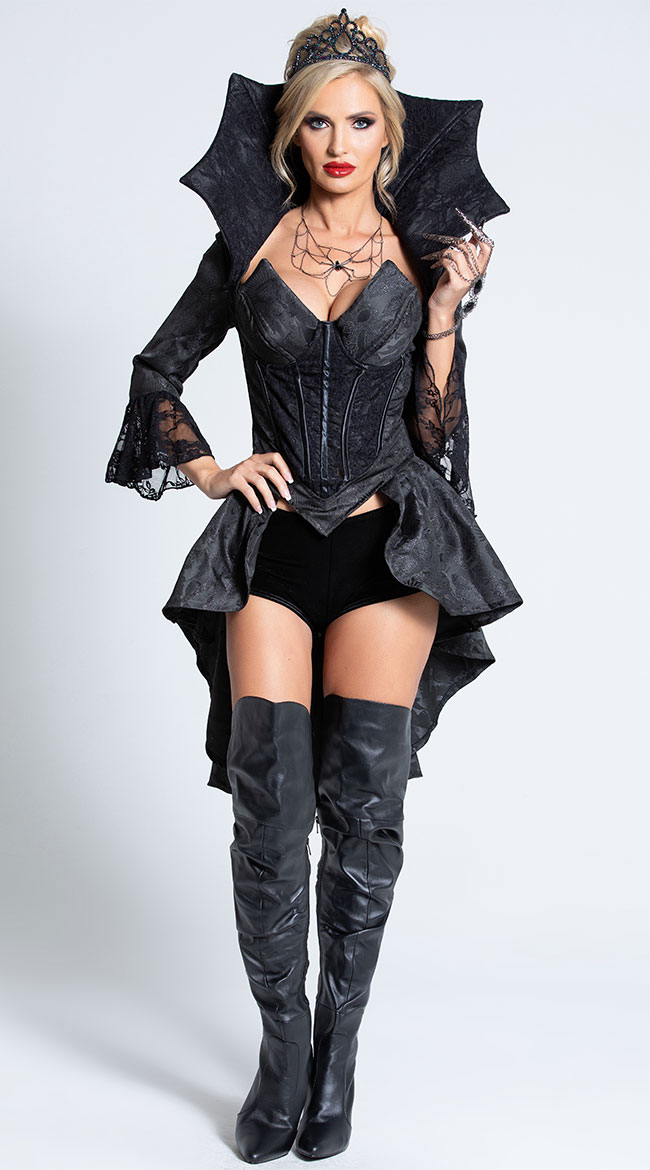 Queen Of Darkness Costume by Roma