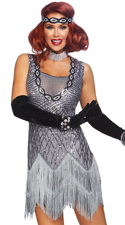 Roaring Roxy Costume by Leg Avenue