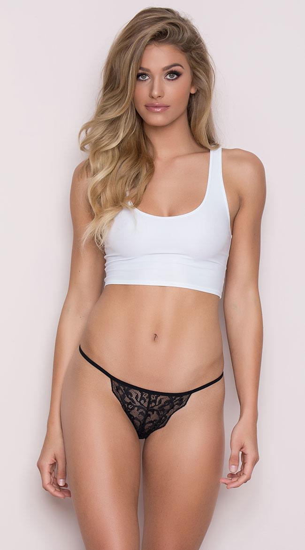Romantic Lace Bikini by Popsi Lingerie