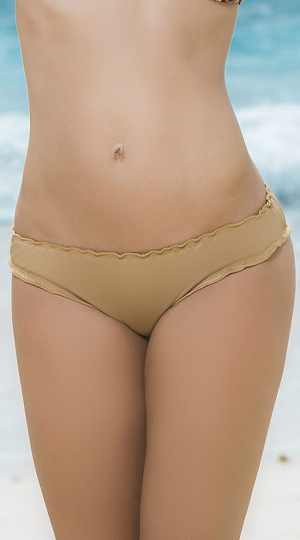 Ruffled Hipster Bikini Bottom by Mapale