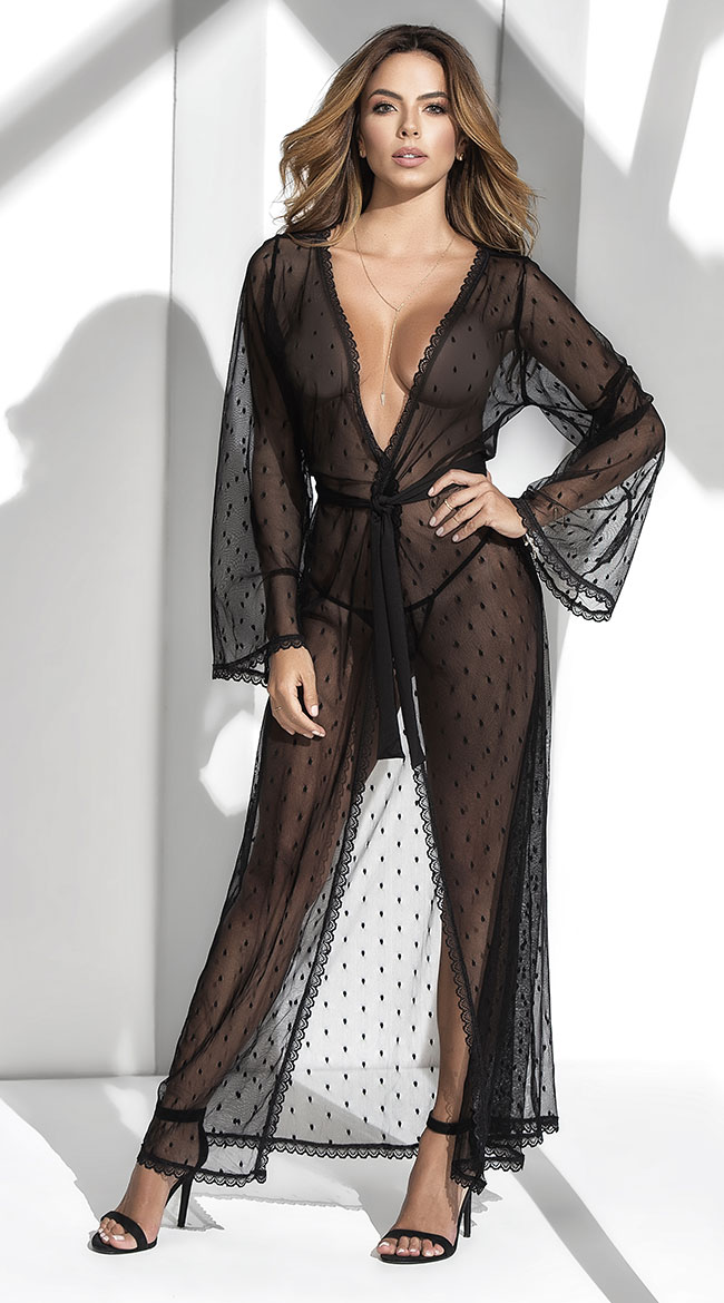 Run The World Robe Set by Mapale
