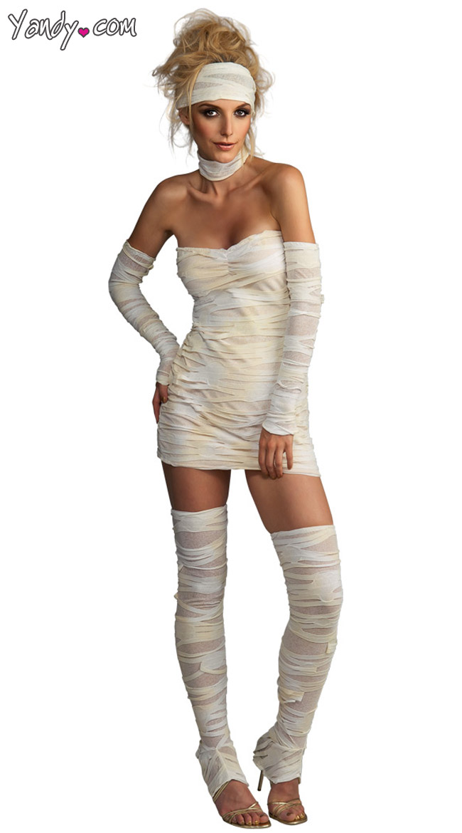 Sexy Mummy Costume by Rubies Costumes