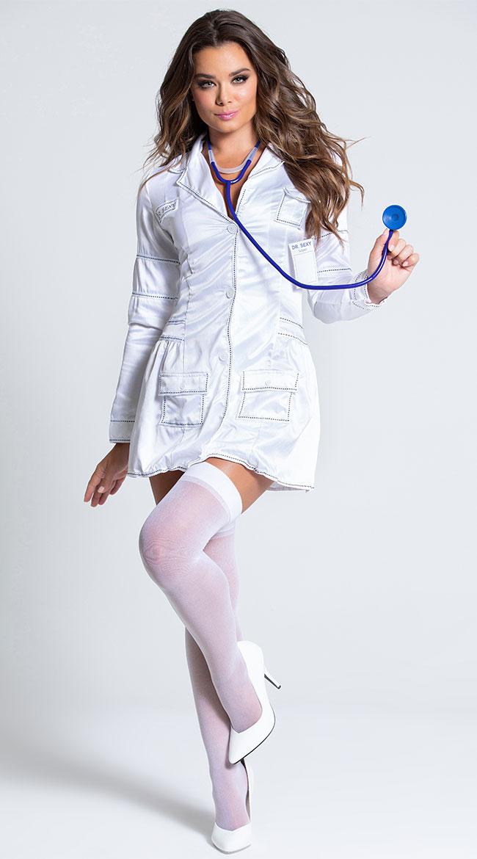 Sexy Surgeon Costume by Music Legs
