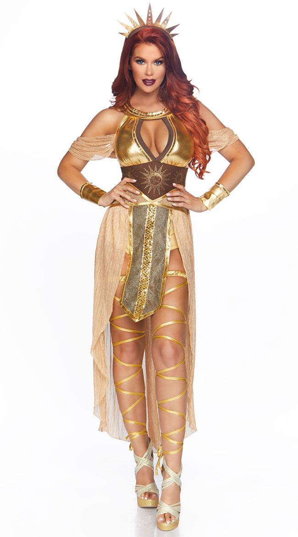 Sun Goddess Costume by Leg Avenue