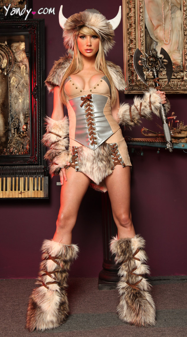 The Viking Deluxe Costume by J Valentine