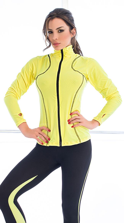 Two Tone Jersey Sports Jacket by Mapale