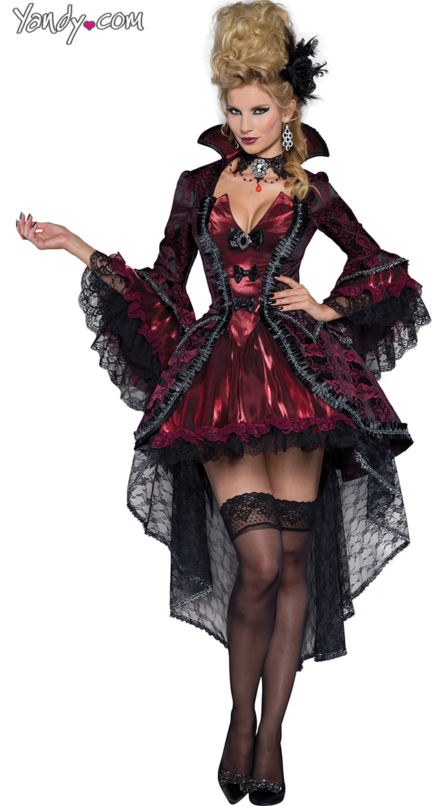 Victorian Vamp Costume by In Character Costumes