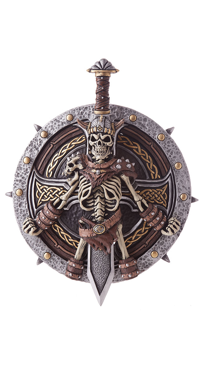 Viking Lord Shield and Sword by California Costumes