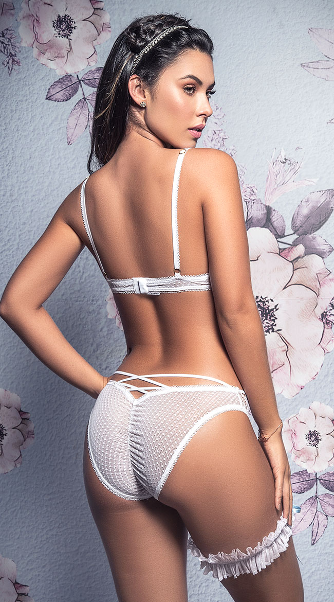 Vow To Please Bra Set by Mapale