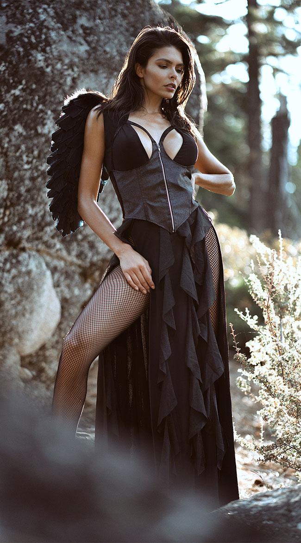 Yandy Dark Angel Costume by Yandy Roma