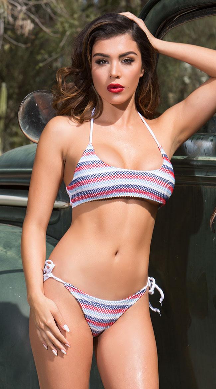 Yandy High Seas Bikini Bottom by Espiral Yandy