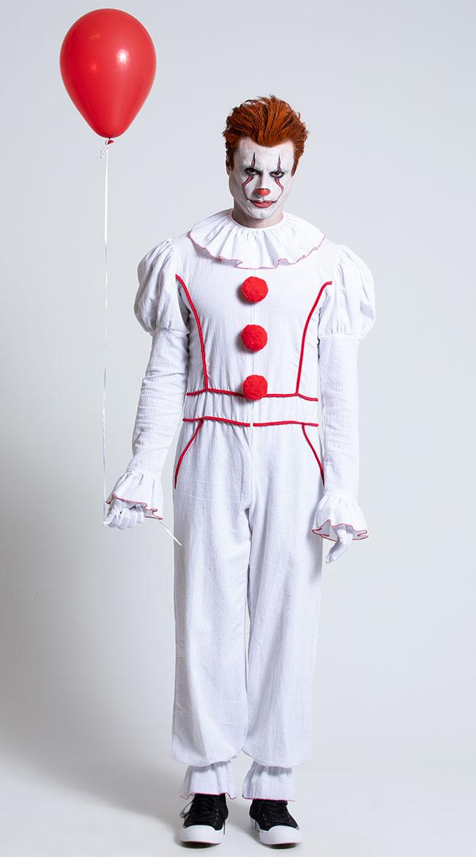Yandy Men's Dancing Sewer Clown Costume by Yandy Roma